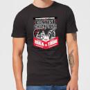 marvel-thor-ragnarok-champions-poster-men-s-t-shirt-black-m-schwarz