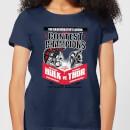 marvel-thor-ragnarok-champions-poster-damen-t-shirt-navy-blau-s-marineblau
