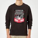marvel-thor-ragnarok-champions-poster-sweatshirt-black-m-schwarz
