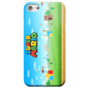 Nintendo Super Mario Full World Phone Case Samsung Note 8 Tough Case Matte