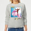 marvel-deadpool-unicorn-battle-damen-pullover-grau-xxl-grau