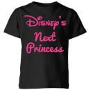disney-princess-next-kids-t-shirt-black-5-6-jahre-schwarz