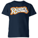 how-ridiculous-ripper-kids-t-shirt-navy-5-6-jahre-marineblau