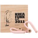 Kreafunk bGEM Bluetooth Wireless In-Ear Headphones - Dusty Pink
