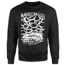 American Gods Sudadera American Gods Coche Tormenta - Hombre - Negro - XXL - Negro Negro XXL