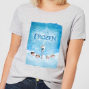 die-eiskonigin-snow-poster-damen-t-shirt-grau-5xl-grau