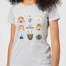 die-eiskonigin-emoji-heads-damen-t-shirt-grau-5xl-grau