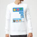 frozen-i-love-heat-emoji-sweatshirt-white-xxl-wei-