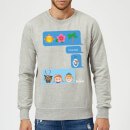 die-eiskonigin-i-love-heat-emoji-pullover-grau-5xl-grau