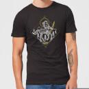 harry-potter-centaur-line-art-herren-t-shirt-schwarz-xxl-schwarz