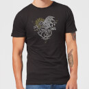 harry-potter-thestral-line-art-men-s-t-shirt-black-xl-schwarz