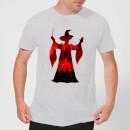 harry-potter-minerva-mcgonagall-silhouette-herren-t-shirt-grau-5xl-grau