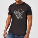harry-potter-werwolf-line-art-herren-t-shirt-schwarz-5xl-schwarz