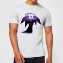 harry-potter-graveyard-silhouette-herren-t-shirt-grau-5xl-grau