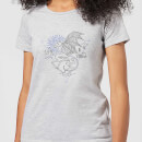 harry-potter-thestral-line-art-damen-t-shirt-grau-xs-grau