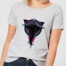 harry-potter-neon-dementors-women-s-t-shirt-grey-m-grau