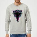 harry-potter-neon-dementors-sweatshirt-grey-xxl-grau, 19.99 EUR @ sowaswillichauch-de