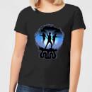 harry-potter-silhouette-attack-damen-t-shirt-schwarz-5xl-schwarz