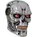 Terminator 2 T-800 Terminator Head Plata