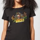 crash-bandicoot-whoa-damen-t-shirt-schwarz-xl-schwarz, 17.99 EUR @ sowaswillichauch-de
