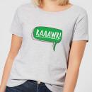 raaawr-women-s-t-shirt-grey-s-grau