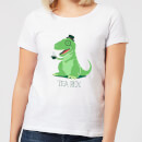tea-rex-women-s-t-shirt-white-s-wei-