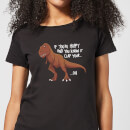 if-you-re-happy-and-you-know-it-women-s-t-shirt-black-l-schwarz