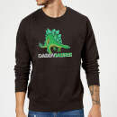 daddysaurus-sweatshirt-black-4xl-schwarz