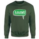raaawr-sweatshirt-forest-green-s-forest-green