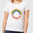rainbow-circle-logo-frauen-t-shirt-wei-3xl-wei-
