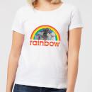 rainbow-logo-characters-frauen-t-shirt-wei-3xl-wei-, 17.99 EUR @ sowaswillichauch-de
