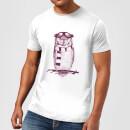 winter-owl-men-s-t-shirt-white-s-wei-, 17.99 EUR @ sowaswillichauch-de
