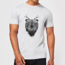 balazs-solti-dear-bear-men-s-t-shirt-grey-s-grau