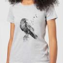 birds-flying-women-s-t-shirt-grey-xl-grau, 17.99 EUR @ sowaswillichauch-de