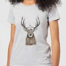 winter-deer-women-s-t-shirt-grey-xs-grau, 17.49 EUR @ sowaswillichauch-de