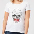 balazs-solti-life-skull-women-s-t-shirt-white-xl-wei-