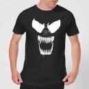 Camiseta Marvel Venom Dientes - Hombre - Negro