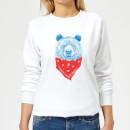 bandana-panda-women-s-sweatshirt-white-s-wei-