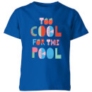 my-little-rascal-too-cool-for-the-pool-kids-t-shirt-royal-blue-3-4-jahre-royal-blue
