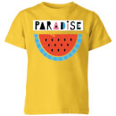 my-little-rascal-paradise-kids-t-shirt-yellow-11-12-jahre-gelb