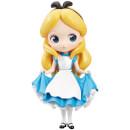 Banpresto Q Posket Disney Alice in Wonderland Alice Figure 14cm (Normal Colour Version)