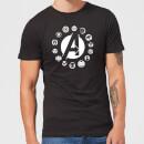 avengers-team-logo-herren-t-shirt-schwarz-l-schwarz