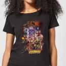 avengers-team-portrait-damen-t-shirt-schwarz-l-schwarz