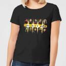 avengers-team-lineup-damen-t-shirt-schwarz-l-schwarz