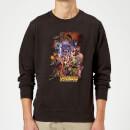 avengers-team-portrait-pullover-schwarz-xxl-schwarz