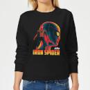 avengers-iron-spider-damen-pullover-schwarz-xs-schwarz