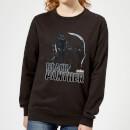avengers-schwarz-panther-damen-pullover-schwarz-xs-schwarz