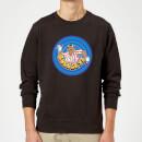 bullseye-ring-logo-sweatshirt-black-xl-schwarz