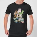 toy-story-group-shot-herren-t-shirt-schwarz-3xl-schwarz