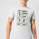 toy-story-plastic-platoon-herren-t-shirt-grau-3xl-grau
